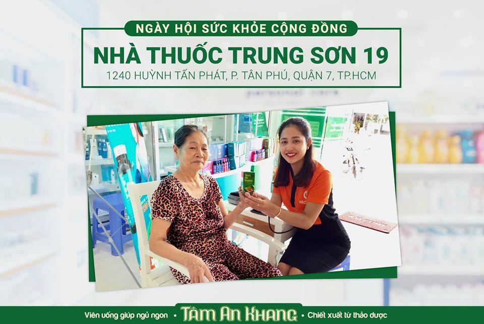 Ngày Hội Sức Khỏe Tại Hệ Thống Trung Sơn Pharma HCM